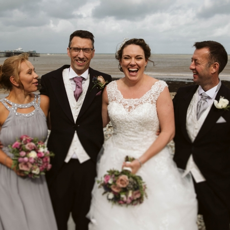 North Wales , Llanduno, St Georges Hotel, conwy, wedding, photography, cheshire, wales-0486