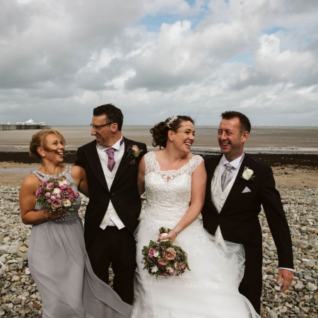 North Wales , Llanduno, St Georges Hotel, conwy, wedding, photography, cheshire, wales-0511