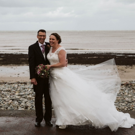 North Wales , Llanduno, St Georges Hotel, conwy, wedding, photography, cheshire, wales-0605