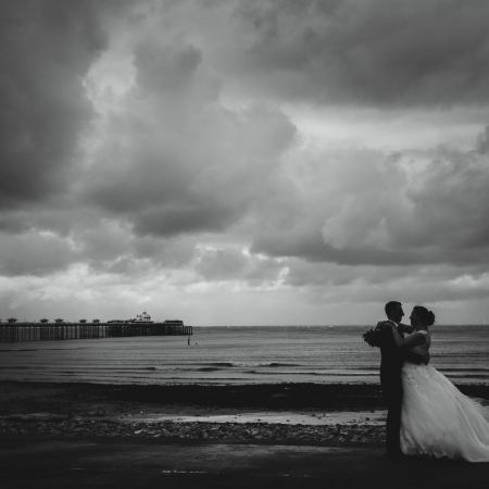North Wales , Llanduno, St Georges Hotel, conwy, wedding, photography, cheshire, wales-0659
