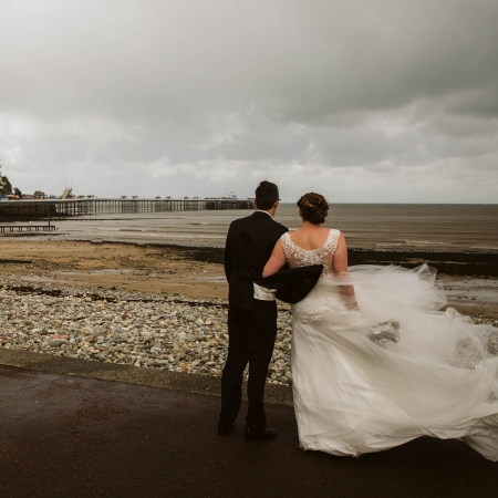 North Wales , Llanduno, St Georges Hotel, conwy, wedding, photography, cheshire, wales-0823