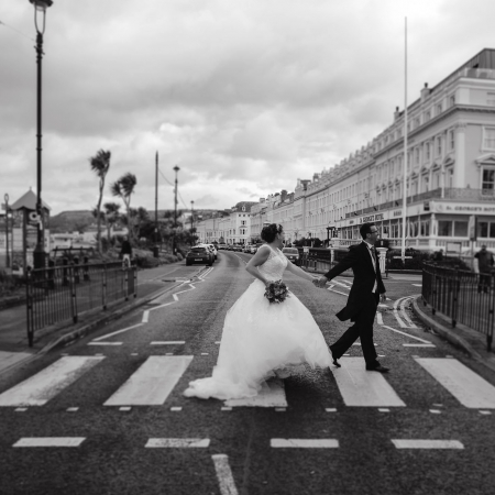 North Wales , Llanduno, St Georges Hotel, conwy, wedding, photography, cheshire, wales-0934