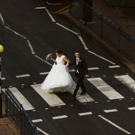 North Wales , Llanduno, St Georges Hotel, conwy, wedding, photography, cheshire, wales--3