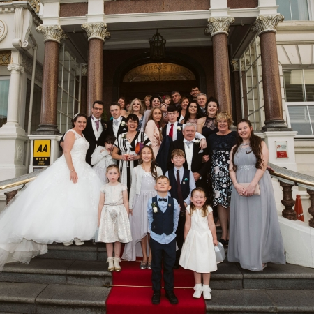 North Wales , Llanduno, St Georges Hotel, conwy, wedding, photography, cheshire, wales-8043