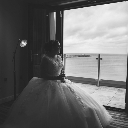 North Wales , Llanduno, St Georges Hotel, conwy, wedding, photography, cheshire, wales-9110