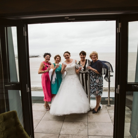 North Wales , Llanduno, St Georges Hotel, conwy, wedding, photography, cheshire, wales-9259