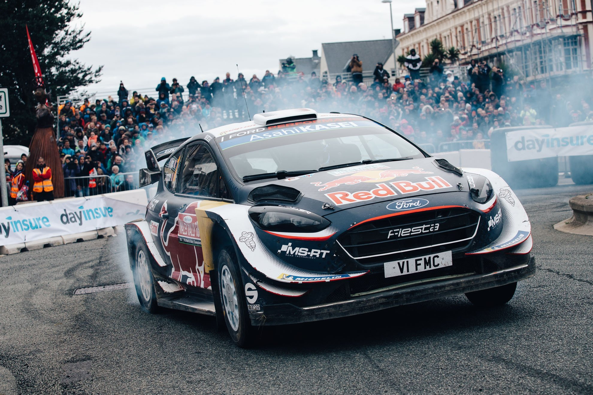 Wales Rally GB WRC